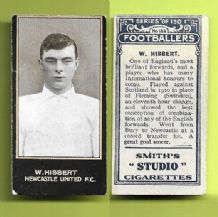 Newcastle United Billy Hibbert 132 (1)